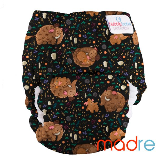 pebbles-all-in-one-newborn-reusable-cloth-nappy-mammoths