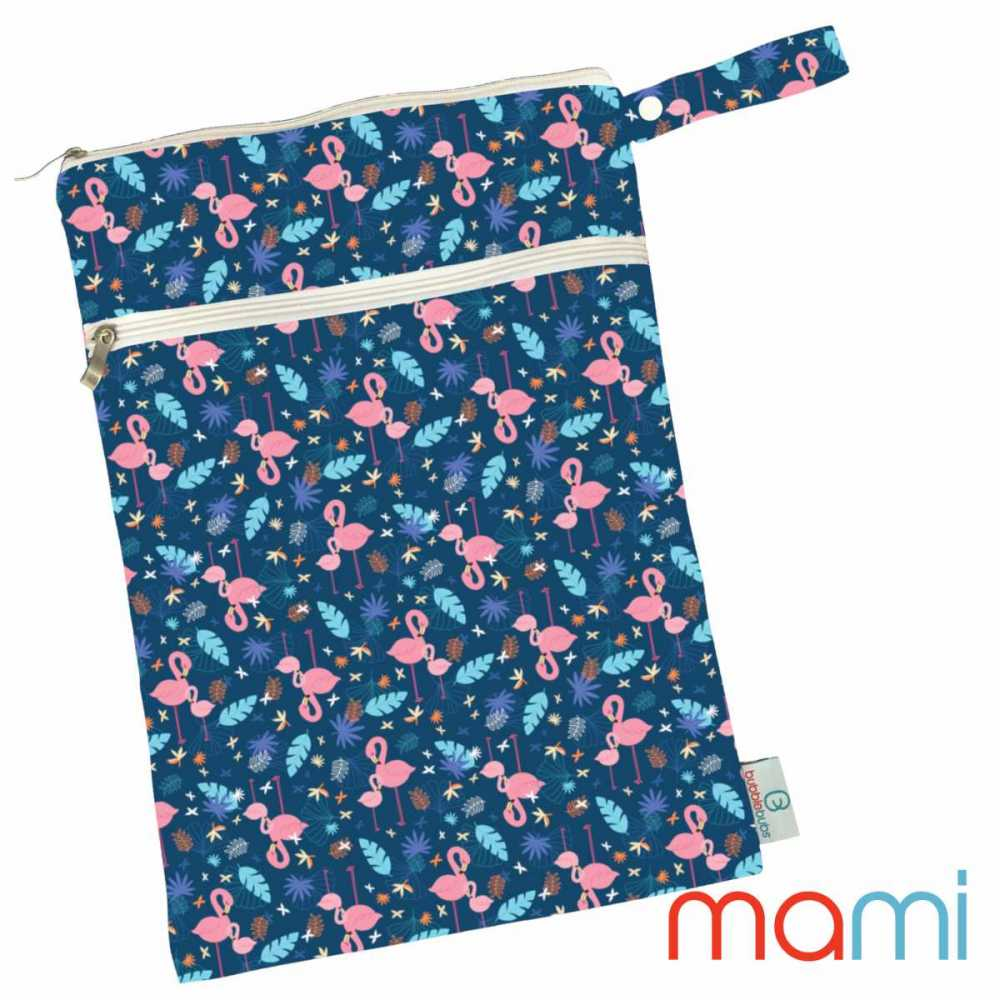 reusable-modern-cloth-nappy-wetbag-flamingos