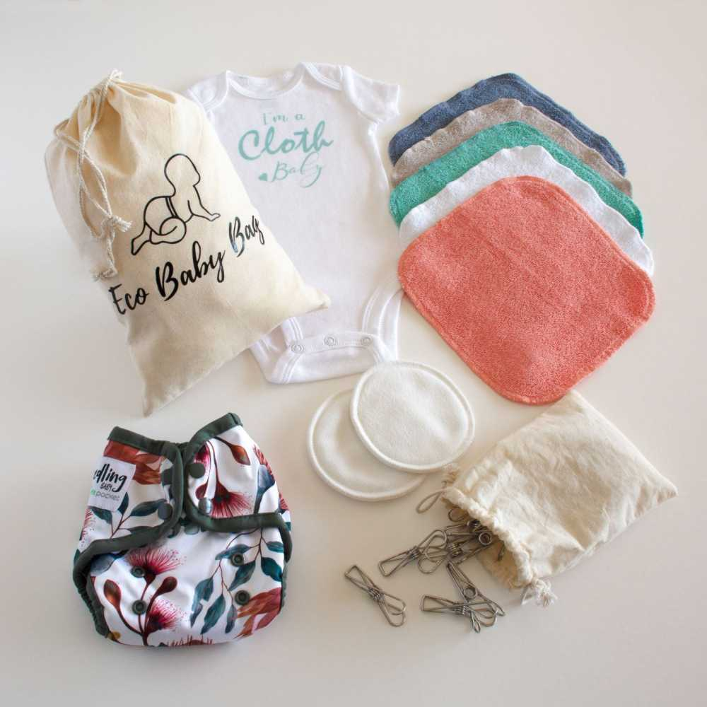 complete eco baby bag