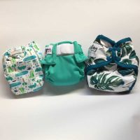 cloth nappy trial pack for newborns